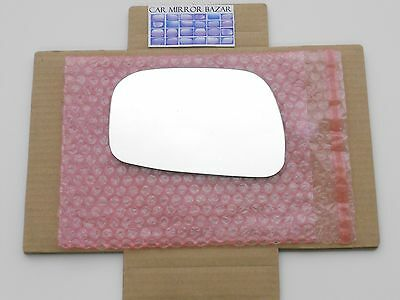 LB942 NEW Mirror Glass for 02-06 US Built TOYOTA CAMRY Driver Side View Left LH