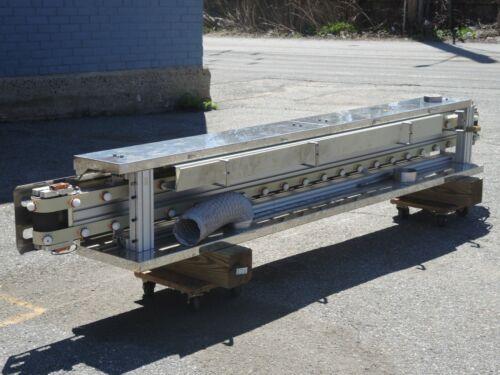 Steag Hamatech Cleanroom Conveyor system