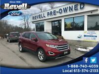 2016 Ford Edge SEL AWD | Pano Roof | NAV | Leather | Liftgate