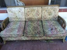 Old vintage couch South Perth South Perth Area Preview