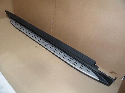 Mercedes ML GLE W166 orig Trittbretter Trittbrett Seitenverkleidung 1666980225 R