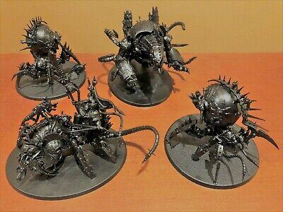 Warhammer 40k Chaos Space Marines Army Lord Discordant Venomcrawler Maulerfiend