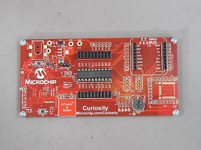 Microchip Curiosity Development Board Dm164137