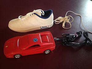 Vintage Ferrari Phone +Sneaker Phone