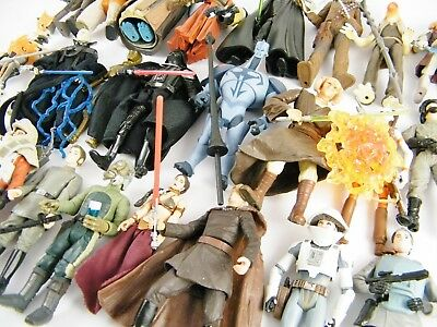 STAR WARS MODERN FIGURES SELECTION - MANY TO CHOOSE FROM !!    (MOD 46)