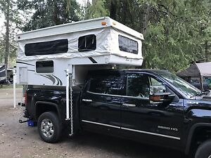 2010 Palomino Real-Lite Pop-up truck camper
