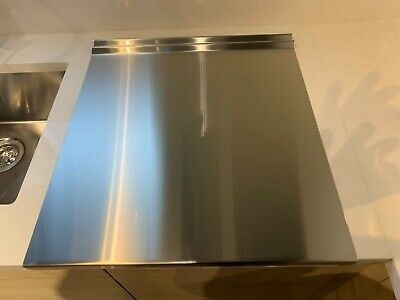 Stainless Steel 20ga Culinary Prep Area Countertop Protection Work Station