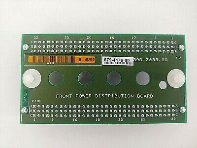 Tektronix Tds 7104 7154b Front Power Distribution Board G9d-2633 Oscilloscope