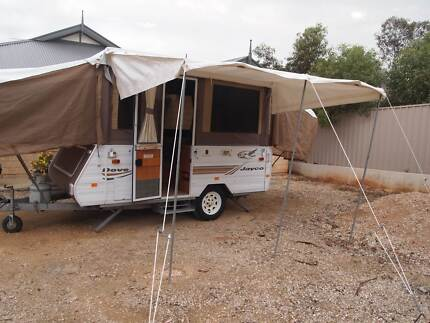 Jayco Dove 2006 Strathalbyn Alexandrina Area Preview