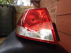 Holden Commodore VE tail lights Maraylya The Hills District Preview