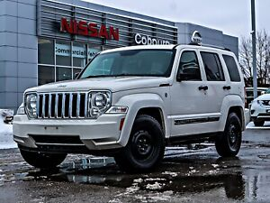 2009 Jeep Liberty Limited Edition 4x4 Leather  FREE Delivery
