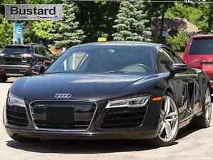 2014 Audi R8 V8 | AWD | NAV | BANG & OLUFSEN AUDIO