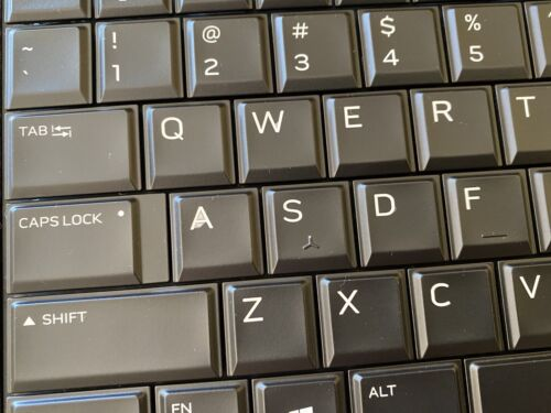 Alienware 15 r3 clavier us qwerty - dell - 0hh53h pk131q71a00 - keyboard - #ckdb