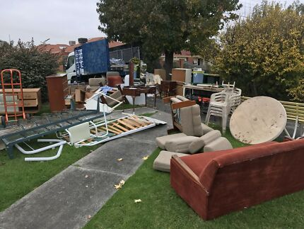 5 Star Rated - Easy Rubbish Removal - We do the work for you!