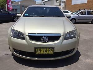 2007 Holden Calais Sedan Boolaroo Lake Macquarie Area Preview