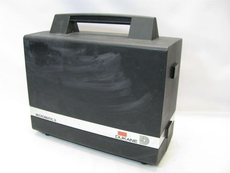 Dukane 28A81A Micromatic II Film Strip Projector