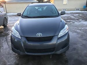 Toyota Matrix 2009 (Manual Transmission)