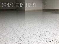 'TIS THE SEASON FOR COATING YOUR GARAGE FLOOR WITH EPOXY!
