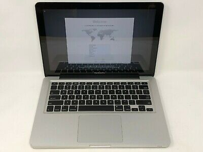 MacBook Pro 13 Mid 2009 MB990LL/A 2.2GHz 2 Duo 4GB 500GB - Fair Condition