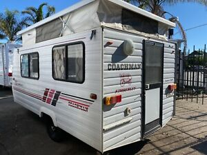 Coachman Pop-top *Rear Entry* Queen Bed* Cafe Lounge* Great Size Kitchen* Annex*  Lightweight*  Broadview Port Adelaide Area Preview