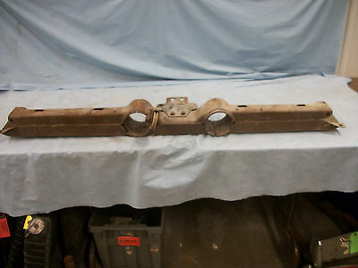 1968-76 Corvette Center Crossmember with Automatic Trans, Used