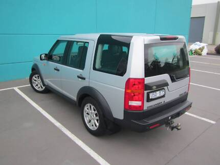 2007 Land Rover Discovery 3 SUV Kilsyth South Maroondah Area Preview