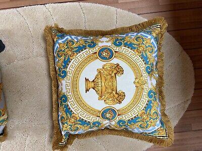 Madusa Cushion Versace Inspired
