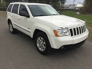 Jeep Grand Cherokee 4 RM, 4 portes, North