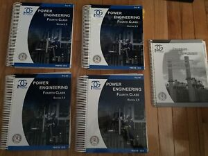 Fourth Class Power Engineering: Edition 2.5 - CPET Textbooks