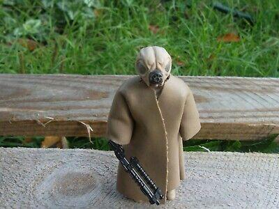 4 Lom (zuckuss) / Star Wars vintage Kenner ESB loose Action Figure Figurine 81*