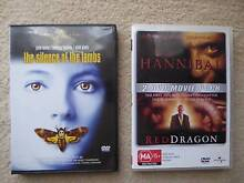 **THRILLERS on DVD - Anthony Hopkins, Bruce Willis, Halle Berry** Craigieburn Hume Area Preview