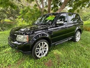 2007 Range Rover Sport TDV8 Kedron Brisbane North East Preview