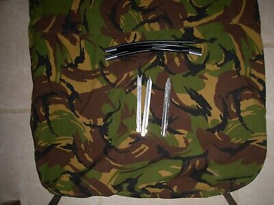 Dutch Army Hooped bivi bag.1 person, bivvy ,single hoop size Large