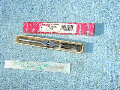 Starrett 91a Clean Tap Wrench Z1 332-532 6lg.wbox Machinist Toolmaker