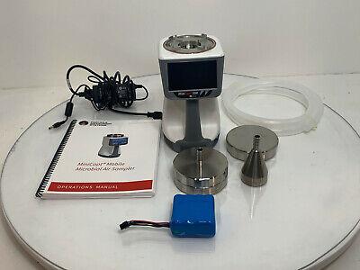 Minicapt Mobile Microbial Air Sampler 50m