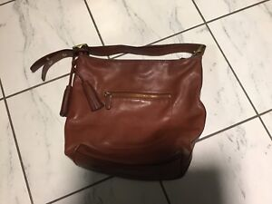 Vintage COACH leather purse