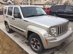 2008 Jeep Liberty FWD