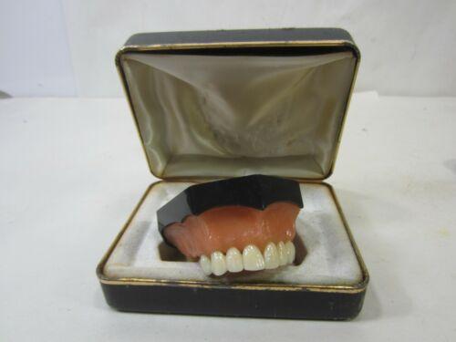 Vintage Dento/Eleven Partial Teeth Mold in Case