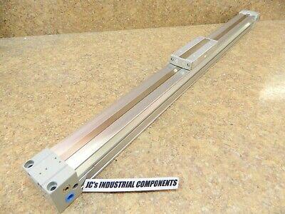 Smc Rodless Cylinder  40 Mm Bore X 700 Mm Stroke  My1b40-700