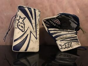 Brian's Adult Goal Gloves