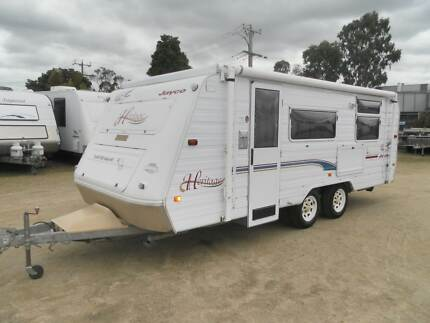 Jayco Heritage Pop Top for Sale Somerville Mornington Peninsula Preview