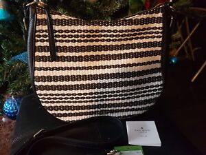 Authentic katespade  cobble hill straw