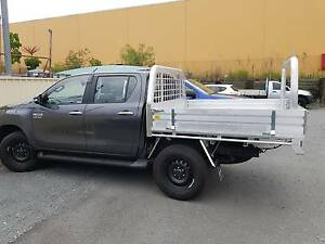 Premium Alloy Tray bundle- Ladder rack and Trundle included!!!! Smithfield Parramatta Area Preview