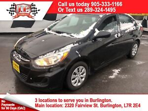 2016 Hyundai Accent GL, Automatic, Heated Seats, Bluetooth