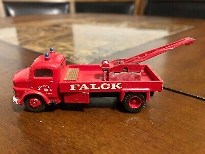 LEGO HO SCALE VINTAGE CLASSIC 1960'S MERCEDES TOW TRUCK EXTREMELY RARE!