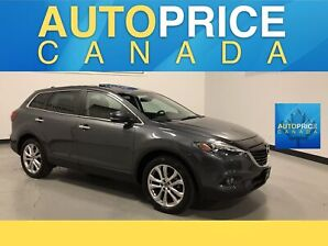 2013 Mazda CX-9 GT NAVIGATION|PANOROOF|LEATHER
