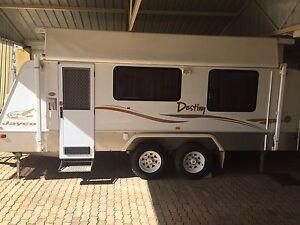 Jayco Destiny Outback caravan 2006 Cloverdale Belmont Area Preview