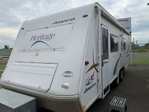 """SPECIAL! 2005 Jayco Heritage (22'6"""") @ South West RV Centre    Picton Bunbury Area Preview"""