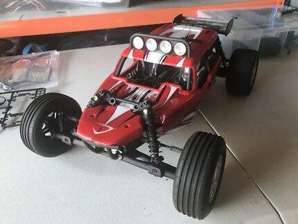 1/10 Vaterra Glamis Fear offroad RC car