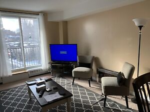One bedroom pet friendly in South end May 1